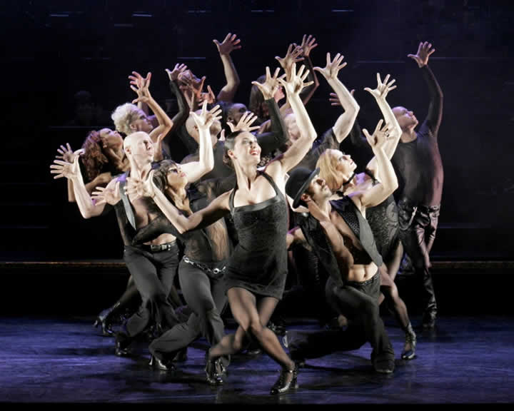 Coreografia Musical Chicago