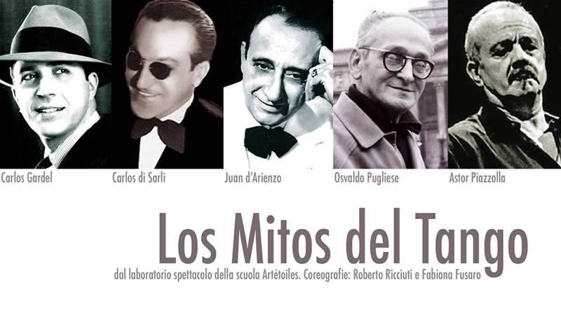 Los Mitos del Tango
