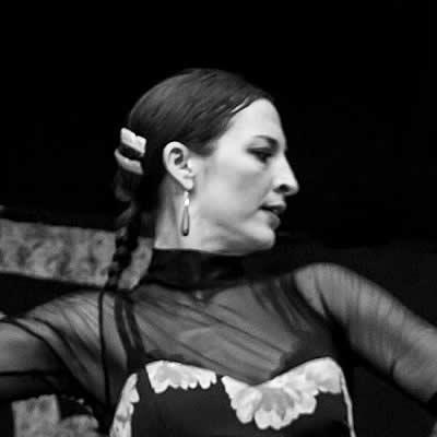 Insegnante di Flamenco Raffaella Martella