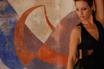 Insegnante Corso di Flamenco Raffaella Martella