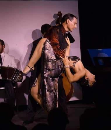 Corso di Tango Artetoiles Fabiana & Eduardo