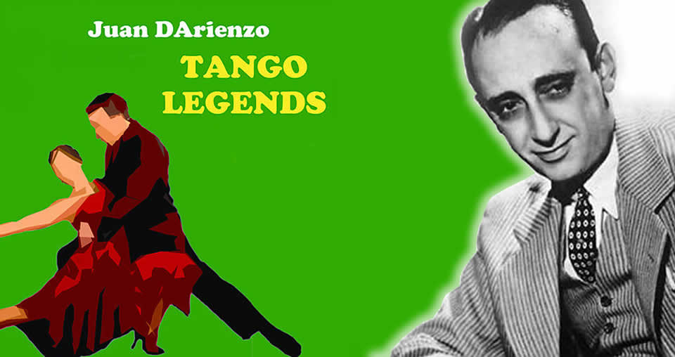 Juan D'Arienzo I Grandi Personaggi del Tango