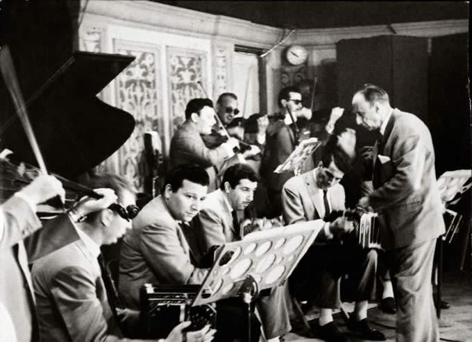 Juan D'Arienzo I Grandi Personaggi del Tango Orchestra