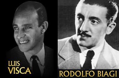 Juan D'Arienzo I Grandi Personaggi del Tango Visca e Biagi