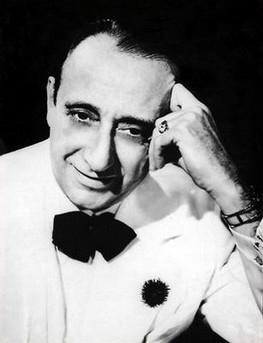 Juan D'Arienzo I Grandi Personaggi del Tango Ritratto