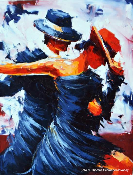 Tango Argentino Desiderio e Timore
