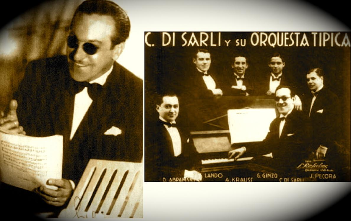 Carlos Di Sarli I Grandi Personaggi del Tango Orchestra