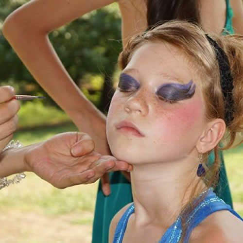Summer Musical Camp Parco delle Mimose 2020 Trucco