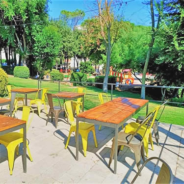 Summer Musical Camp Parco delle Mimose 2020 Ristoro Bar