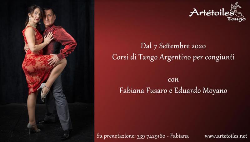 Musicalità Su Tecnica Individuale Con Eduardo & Fabiana