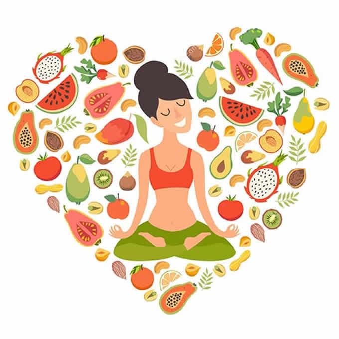 Seminari Yoga e Alimentazione - Cibi Sani