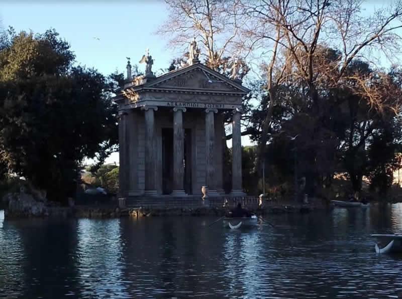 Progetto Cultura Artetoiles – Villa Borghese Laghetto