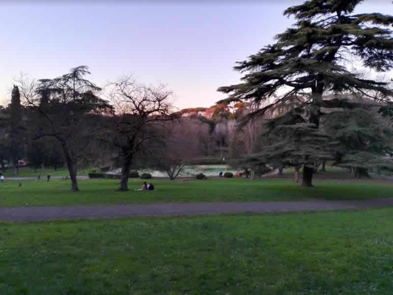Progetto Cultura Artetoiles – Villa Borghese Parco